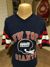 VTG  NATIONAL FOOTBALL LEAGUE EASTERN DIVISION NEW YORK GIANTS JERSEY LOGO 7