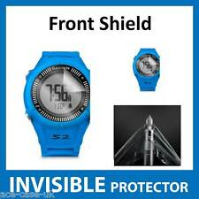 Garmin Approach S2 INVISIBLE FRONT Screen Protector Shield Military Grade