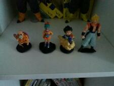 set de 4 gashapones replica dragon ball