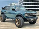 2021 Ford Bronco Outer Banks - SoFlo Stallion 2021 Ford Bronco Outer Banks - SoFlo Stallion