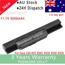 NEW Laptop Battery For ASUS K54C X54H X54HR X54HY X54L X54LY A32-K53 A41-K53