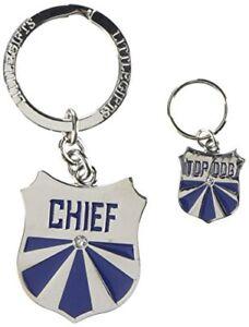 LittleGifts Top Dog Keychain and Charm Set