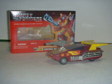 Rodimus Major Transformers Commemorative Series G1 Reissue TRU Hot Rod