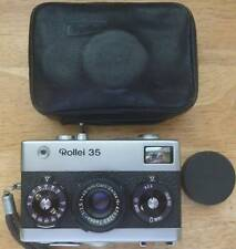 Rollei 35 Compact Film Camera Made in Germany - in good condition and working