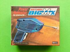 MATCHBOX Big MX Power ACTIVATOR 1972 OVP Box RC Auto SUPER Set BMA Sender 70 neu