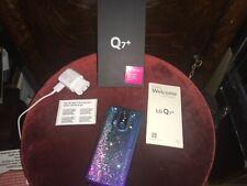 LG Q7+ Thin 64GB BLU KIT Unlocked - Excellent Condition 2018 LG LMQ610TA