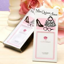 30 Quinceanera Celebration Mis Quince Anos Themed Pink Frame Party Gift Favors