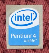 Intel Pentium 4 Inside Sticker Case Badge Logo For Desktop