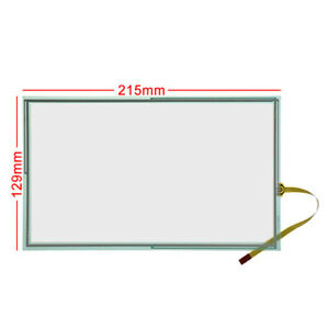 215*129mm Touch Screen KTP900 for Siemens BASIC 6AV2123 6AV2 123-2JB03-0AX0