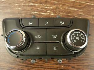 Opel Mokka (Buick Encore) Ac Box Climate Control Unit 39081561
