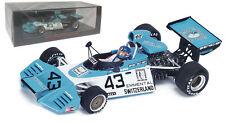 Spark S4783 1/43 Brabham BT42 #43 Belgium GP 1974 - Gerard Larrousse 1/43 Scale