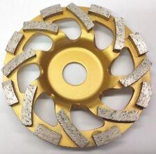 125mm Profi Diamant Schleifscheibe Schleiftopf Topfscheibe Granit,Beton,Estrich