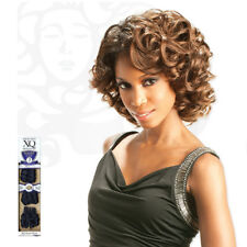 GLAM ROLL REMY 3PCS - SHAKE N GO CUTICLE XQ SHORT CUT 100% HUMAN HAIR WEAVE