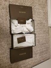 GUCCI men Shoe Boxes