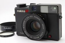 Plaubel Makina 67 Medium Format Film Camera w/Nikkor 80mm F2.8,Hood Japan 252