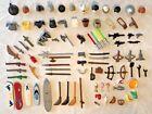 LEGO Mixed Minifigure Accessories x 50 - Job Lot Bundle Star Wars Harry Potter