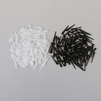 100Pcs Quality Replacement Set Plastic Electronic Dart Spots Needle Soft Tips RA