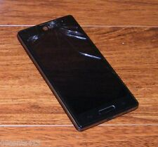 LG Optimus L9 MS769 - 4GB - Black (MetroPCS) 5.0MP Smartphone w/ Power Supply