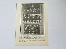 St. Joseph's Minneapolis Cleveland Ohio Lisbon Ohio 1924-25 Basketball Team Pic