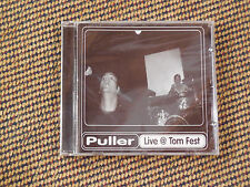 NEW! Live at Tom Fest by Puller (CD, Aug-1999, 6x6 Records) FREE SHIPPING!