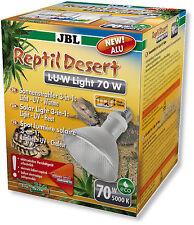 JBL ReptilDesert L-U-W Light alu 70 W - Licht – UV und Wärme in einem