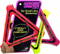 Aerobie Orbiter Flying Boomerang Frisbee Outdoor Family Fun Game Toy Brand New