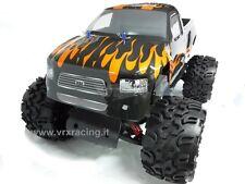 RH502 MT Monster Truck Blaze 1/5 Off road con Motore a scoppio 30cc Radio 2.4Ghz