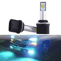 2x 880 899 Ice Blue 35W LED Fog Light / Driving Light Conversion Bulbs Kit 8000K