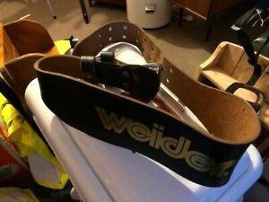 Weightlifting belt,Weider