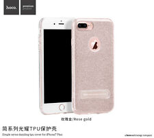 Shockproof Hybrid Silicone Case Cover for Apple iPhone 7 X 8 6s 6 Plus iPhone 8 Rose Gold