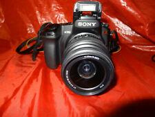 Digitale Spiegelreflexkamera Sony Alpha DSLR-A350 14.2MP Sony 18-55mm Objektiv