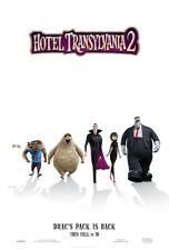 HOTEL TRANSYLVANIA 2 MOVIE POSTER 2 Sided ORIGINAL Advance 27x40 ADAM SANDLER
