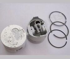 For Isuzu 3KC1 piston kit w/ ring set fit SUMITOMO S85UX Excavator engine repair
