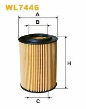 WIX WL7446 OIL FILTER RC583952P OE QUALITY