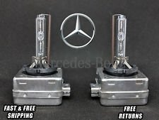 Stock Fit HID Xenon Headlight Bulbs for MB GL-Series 2008-2012 LOW BEAM Set of 2