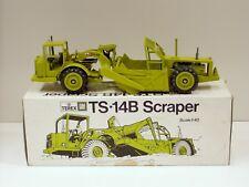 Terex GM TS14B Scraper - 1/40 - Conrad #2411 - MIB