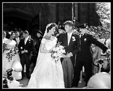John Kennedy & Jackie Photo 8X10 - Wedding  Day 1953   Buy Any 2 Get 1 FREE