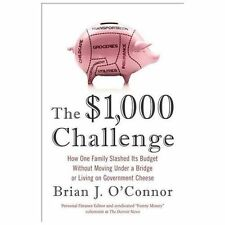 The $1,000 Challenge: How One Family Slashed Its Budget Without Moving Under a