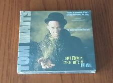 TOM WAITS - GLITTER AND DOOM LIVE - CD SIGILLATO (SEALED)