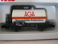 Arnold N 4350-31 Kesselwagen AGA Rommenhöhler Kohlensäure DB (RG/AH/28S5)