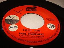 PAUL HUMPHREY-COOL AID/DETROIT LIZARD 21006 VG+ 45