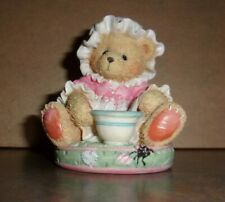 "Cherished Teddies - ""Little Miss Muffet - I'm Never Afraid With You At My Side"""