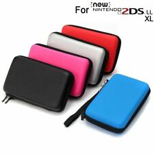 For Nintendo NEW 2DS EVA Game Card Hard Shell Protective Bag Carry Case XL LL
