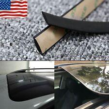 5m Rubber Seal Strip Trim Car Windshield Sunroof Weatherstrip Anti-Dust