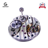 17Jewels Tianjin ST36 Mechanical Movement For Wristwatch Hand Winding 6497 Watch