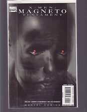 X-MEN MAGNETO TESTAMENT #5(MARVEL KNIGHTS) UNREAD/BAGGED AND BOARDED