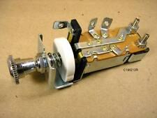 1935 1956 Pontiac All Universal Head Lamp Switch 12 Volt, C190212RP