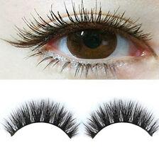 Handmade Thick Long Fashion Charming Mink hair False Eyelashes Beauty eye lashes