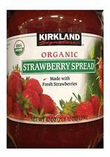 Kirkland Signature Organic Strawberry Spread - 42 Oz