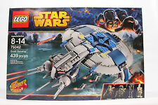 LEGO Star Wars 75042 Droid Gunship.  New, Retired, Free Shipping